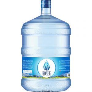 nước bình 19L Rosée Water của Nước Đá Hồng Phúc