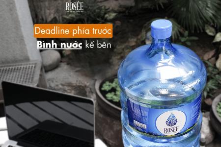 Tiêu chuẩn uống nước mỗi ngày tốt cho sức khoẻ